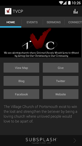 The Village Church Portsmouth