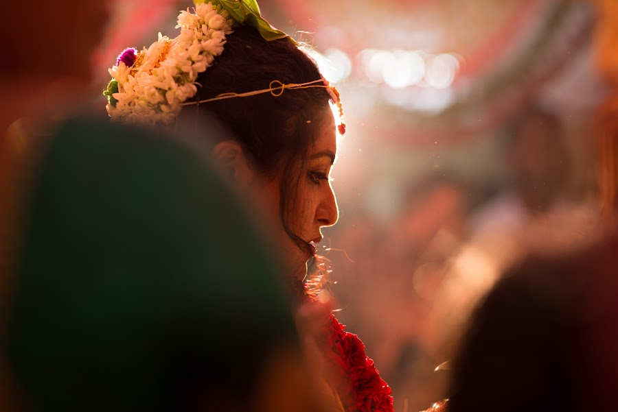 Bride by Sudheer Hegde - Wedding Bride ( sigma, d800, wedding, 85mm, india, bride, nikon, bokeh, light, photography, colours )