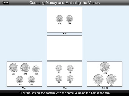 Australian Counting Matching- screenshot thumbnail