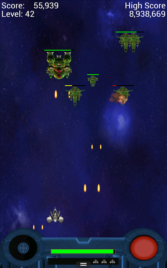 Galaxy Defender Lite- screenshot