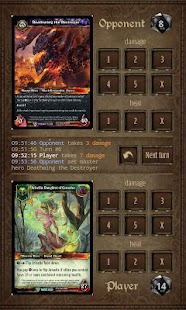 WoW TCG Damage - screenshot thumbnail