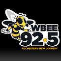 92.5 WBEE FM Rochester icon