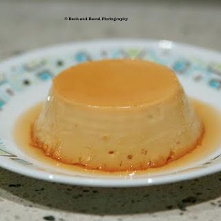 Easy Flan/ Creme Caramel