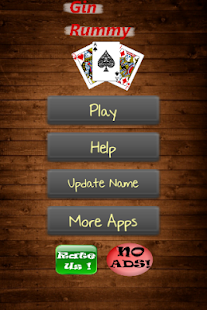 Gin Rummy - screenshot thumbnail