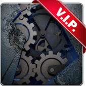 Mechanical gear live wallpaper
