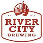 Logo of River City Girlfriend Golden Ale