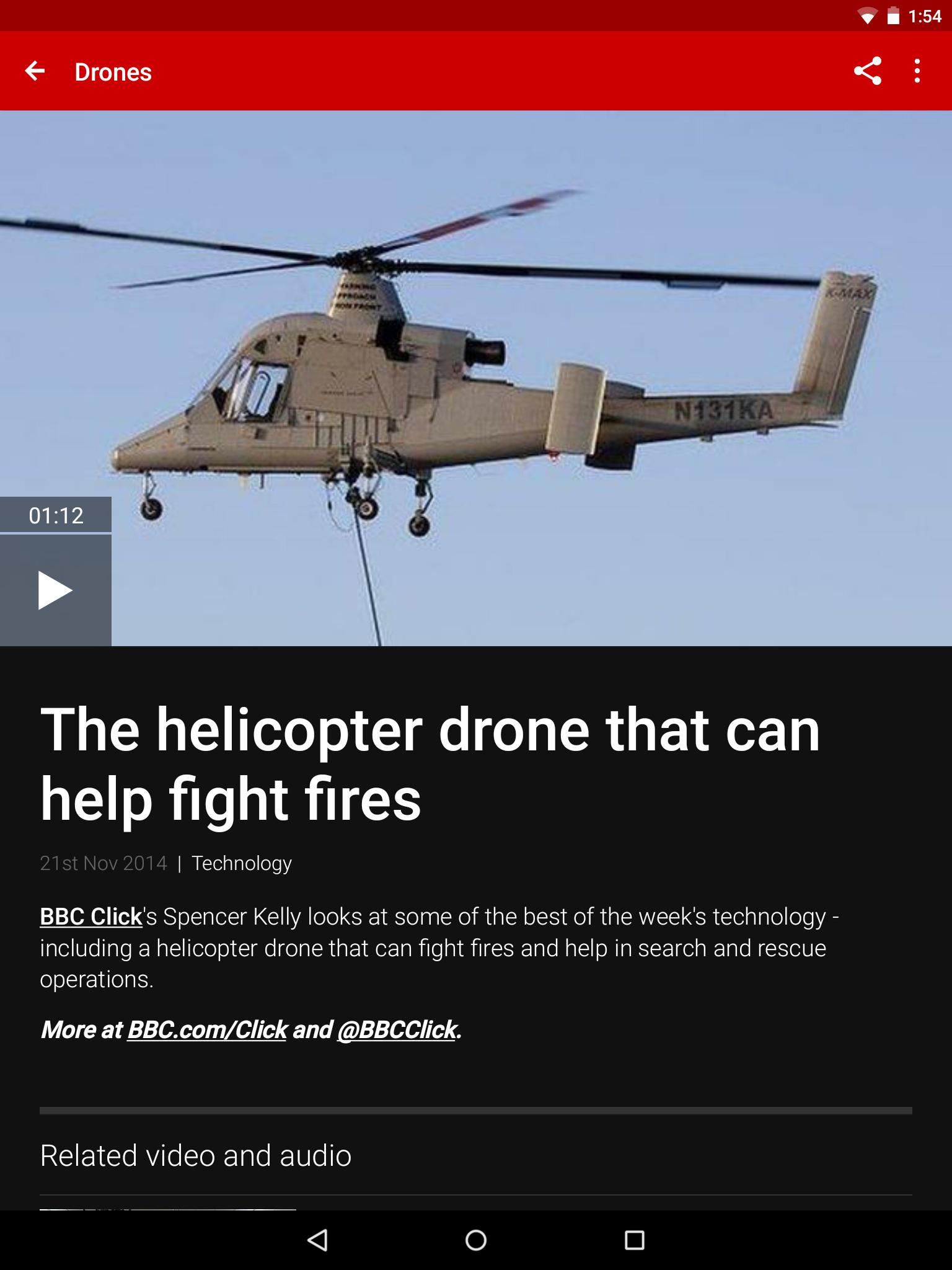 BBC News screenshot #11