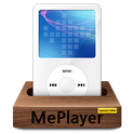 MePlayer Audio (MP3 Player) icon