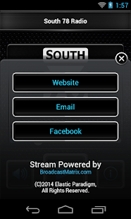 South 78 Radio- screenshot thumbnail