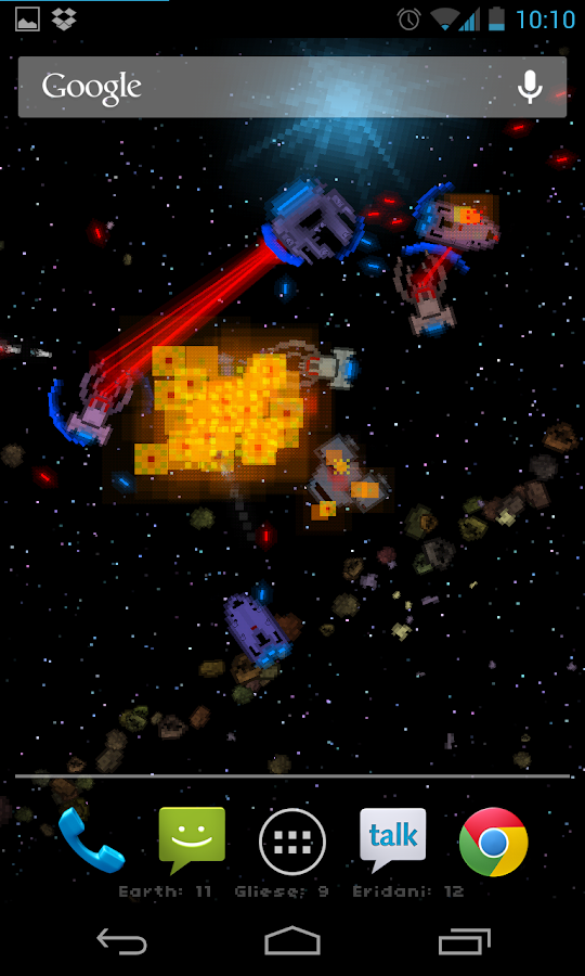 Pixel Fleet - screenshot