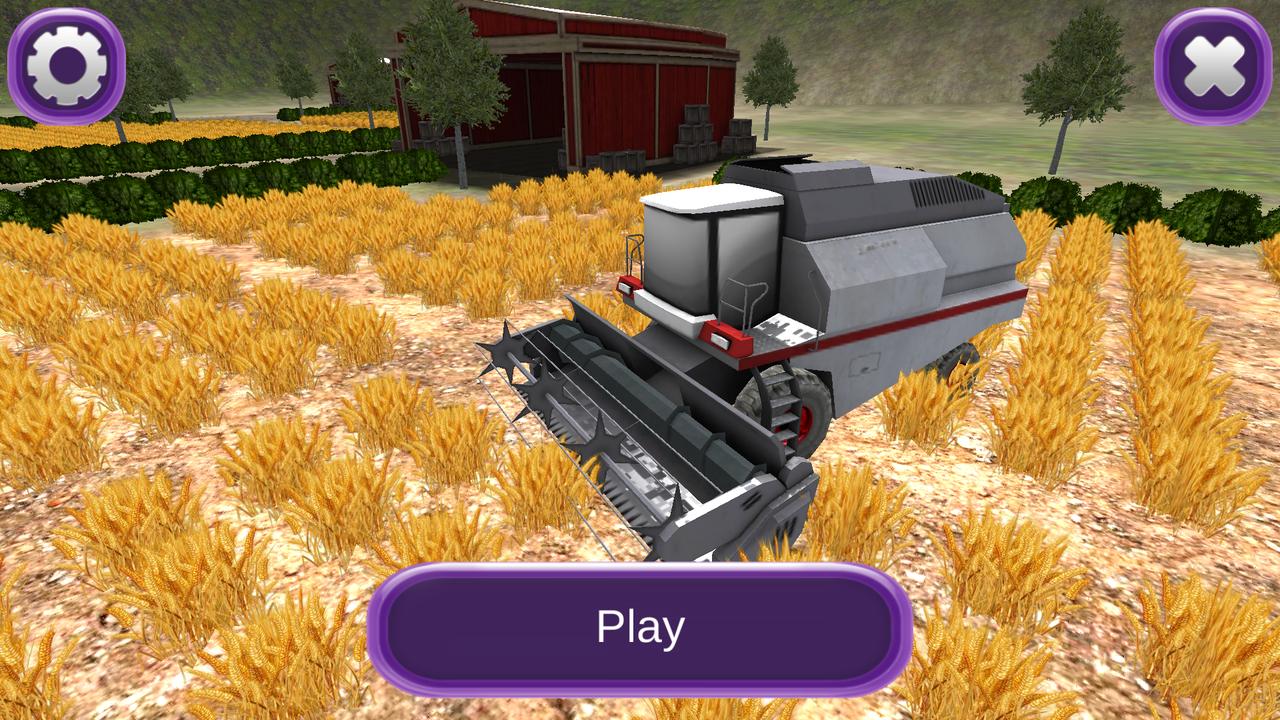 Farm Simulator - screenshot