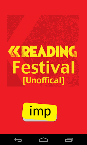 Reading Festival [Unofficial]