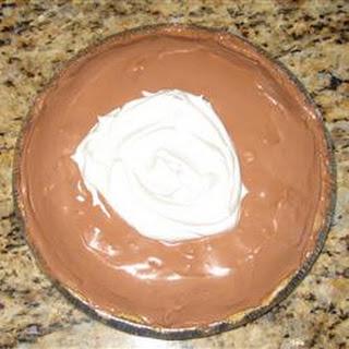 Peanut Butter Ice Cream Pie II