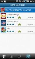 Screenshot of iAnki -FlashCards-