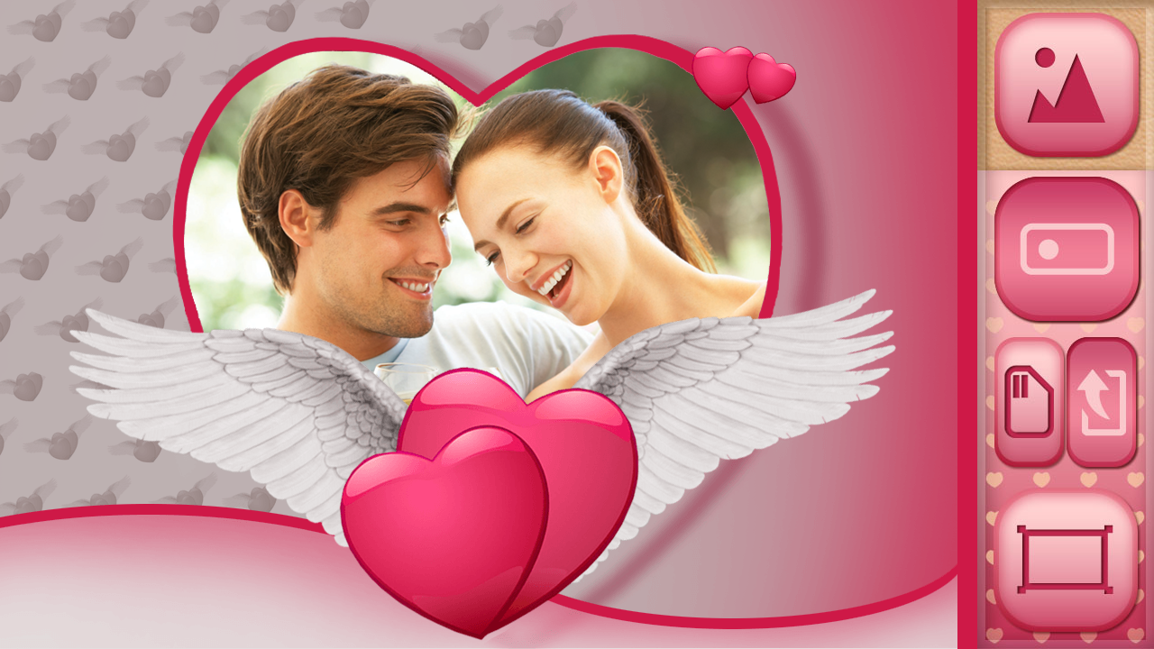 Valentines Day Photo Frames Android Apps On Google Play