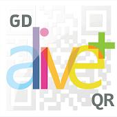GD Alive+ QR