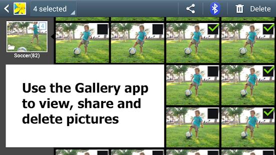 Burst Mode Camera - screenshot thumbnail