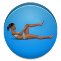 A6W Trainer-Flat Belly Workout icon