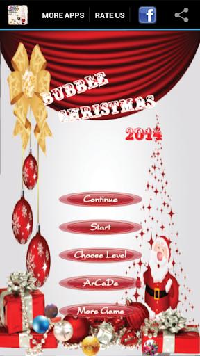 Bubble Shooter Christmas 2014