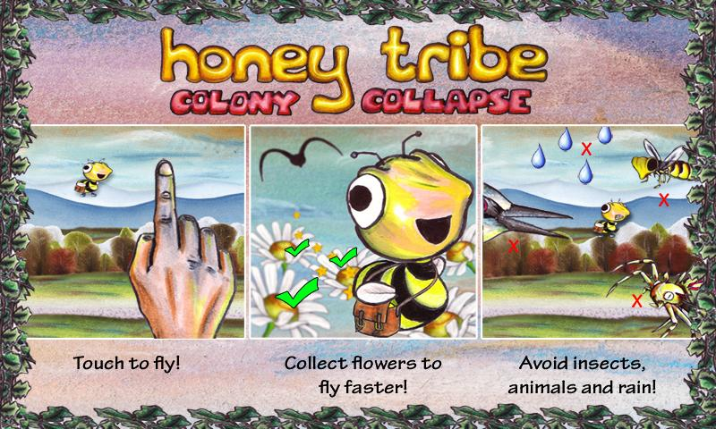 Honey Tribe - screenshot