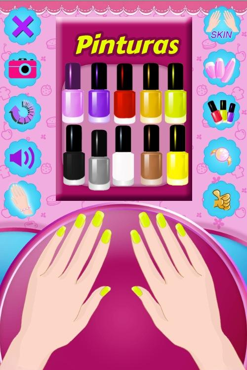 Nail salon games for girls android apps on google play for A nail salon game