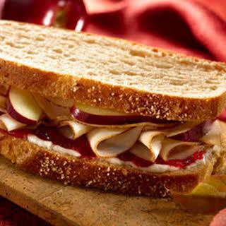 Thanksgiving Leftover Turkey Sandwiches.