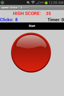 玩動作App|Speed Clicker免費|APP試玩
