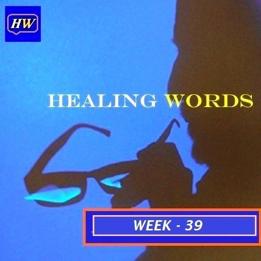 Healing Words weekly