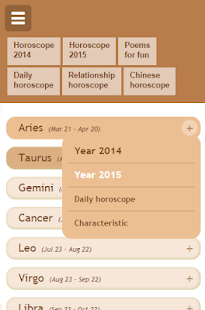 Astro Horoscope- screenshot thumbnail