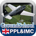 GroundSchool UK PPL/IMC Rating logo