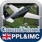GroundSchool UK PPL/IMC Rating icon