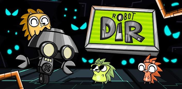 Скачать головоломку ROBOT DIR DELUXE для Андроид