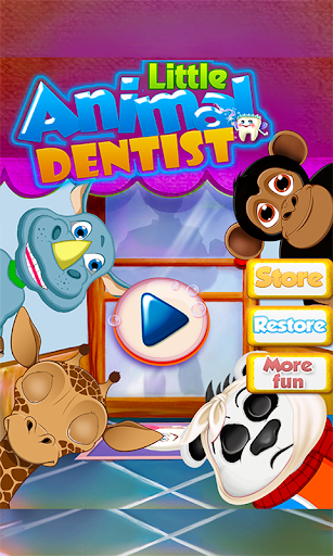 Animal Dentist and Doctor