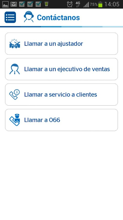 AutoAlerta - screenshot