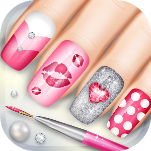 Fashion nails 3d girls game android apps on google play fashion nails 3d girls game prinsesfo Images
