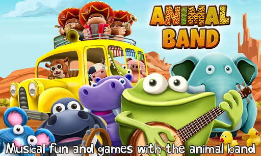 Animal Band ~ 3D Music Toy