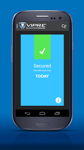 VIPRE Business Mobile Security- screenshot thumbnail