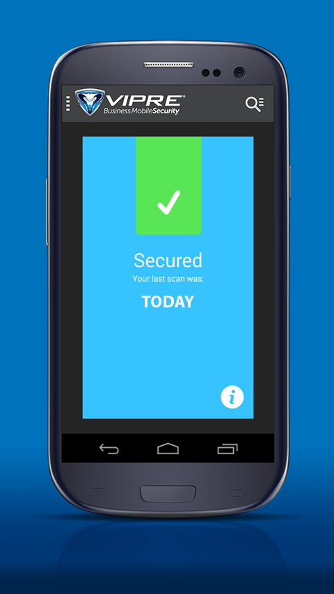VIPRE Business Mobile Security- screenshot