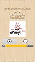 Screenshot of Shakthi FM Tamil