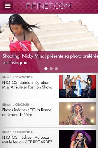 fifinet.com Actualité Sénégal