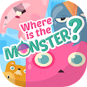 Where is the Monster? icon
