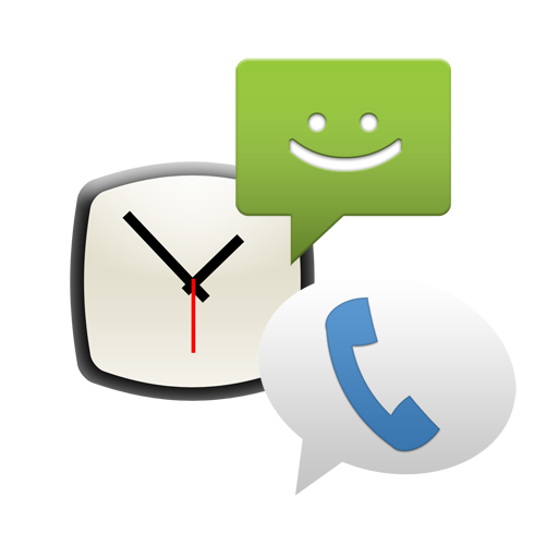 TimedCall - automatic SMS LOGO-APP點子