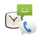 TimedCall - scheduled SMS icon