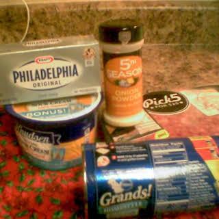 Easy Kid Snack Creamy Beefy Bites.