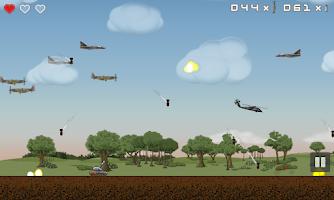 Screenshot of Iron Clouds