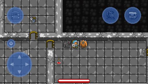 【免費角色扮演App】Retro Rogue-APP點子