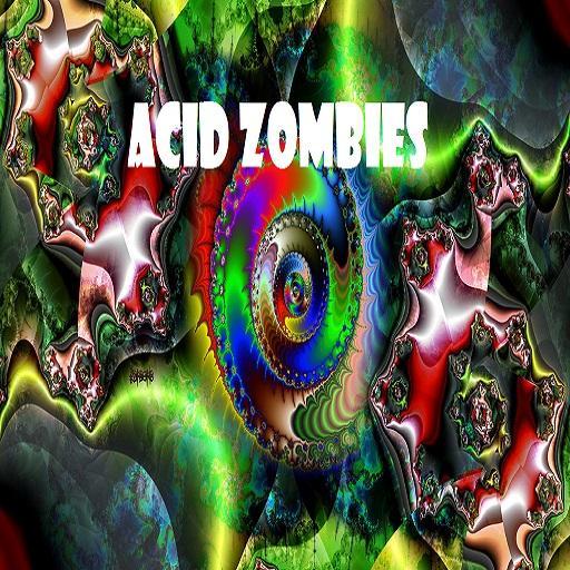 Acid Zombies LOGO-APP點子
