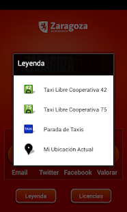 Zaragoza Taxi- screenshot thumbnail