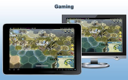 Splashtop Remote PC Gaming THD Screenshot 1
