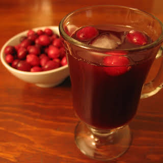 Two Way Wine Holiday Punch.